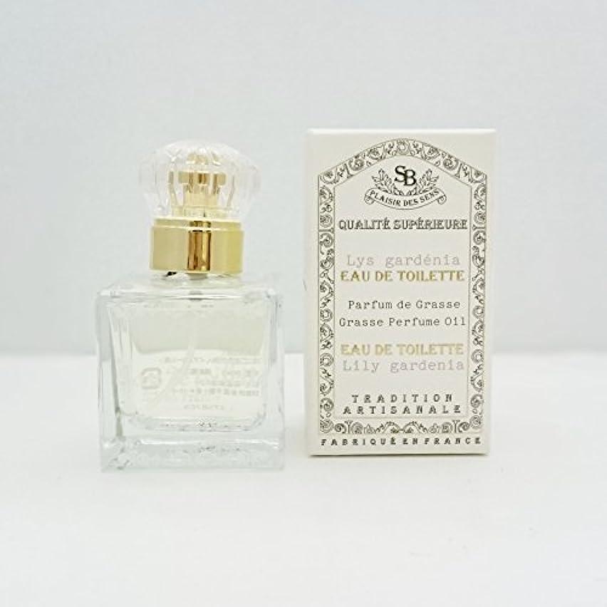 Senteur et Beaute(サンタールエボーテ) フレンチクラシックシリーズ オードトワレ 30ml 「リリーガーデニア」 4994228021915