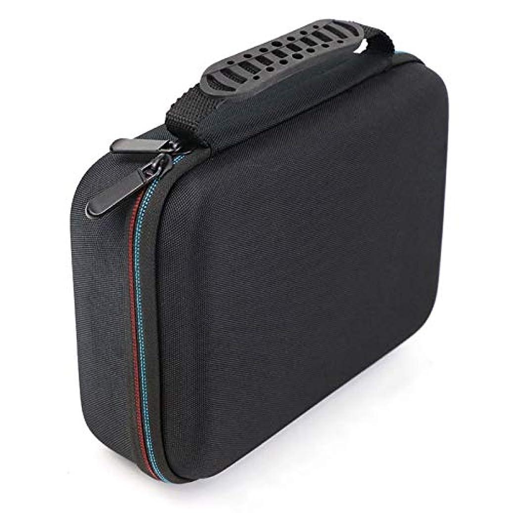レンダリング設計インストールCUHAWUDBA バリカンの収納ケース、携帯用ケース、耐衝撃バッグ、シェーバーのキット、Evaハードケース、収納バッグ、 Mgk3020/3060/3080用