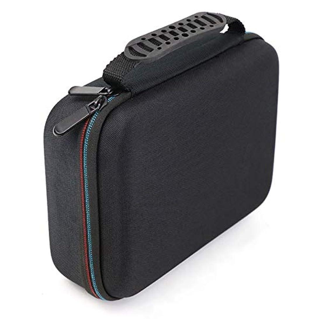 レパートリー解釈読むCUHAWUDBA バリカンの収納ケース、携帯用ケース、耐衝撃バッグ、シェーバーのキット、Evaハードケース、収納バッグ、 Mgk3020/3060/3080用