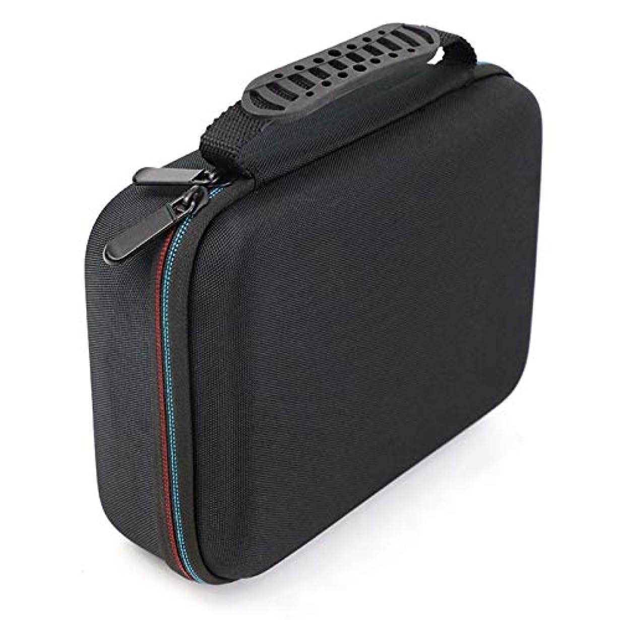 ワックス選挙一元化するACAMPTAR バリカンの収納ケース、携帯用ケース、耐衝撃バッグ、シェーバーのキット、Evaハードケース、収納バッグ、 Mgk3020/3060/3080用