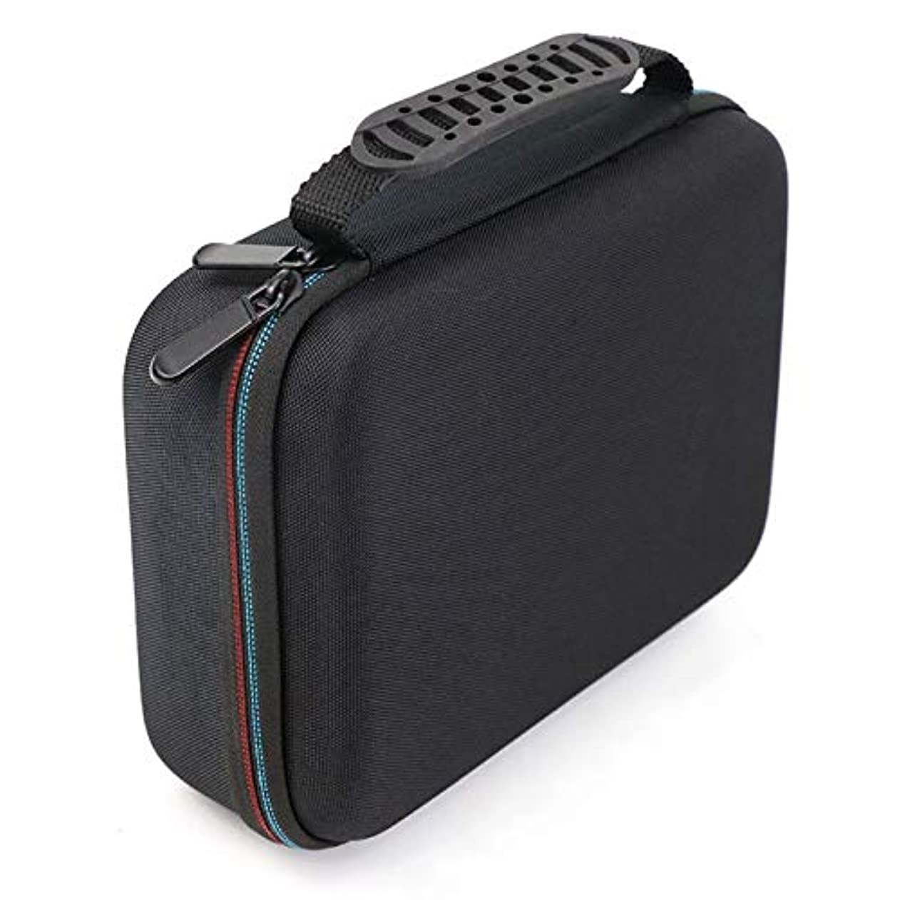 禁じる序文毒液SODIAL バリカンの収納ケース、携帯用ケース、耐衝撃バッグ、シェーバーのキット、Evaハードケース、収納バッグ、Mgk3020/3060/3080用