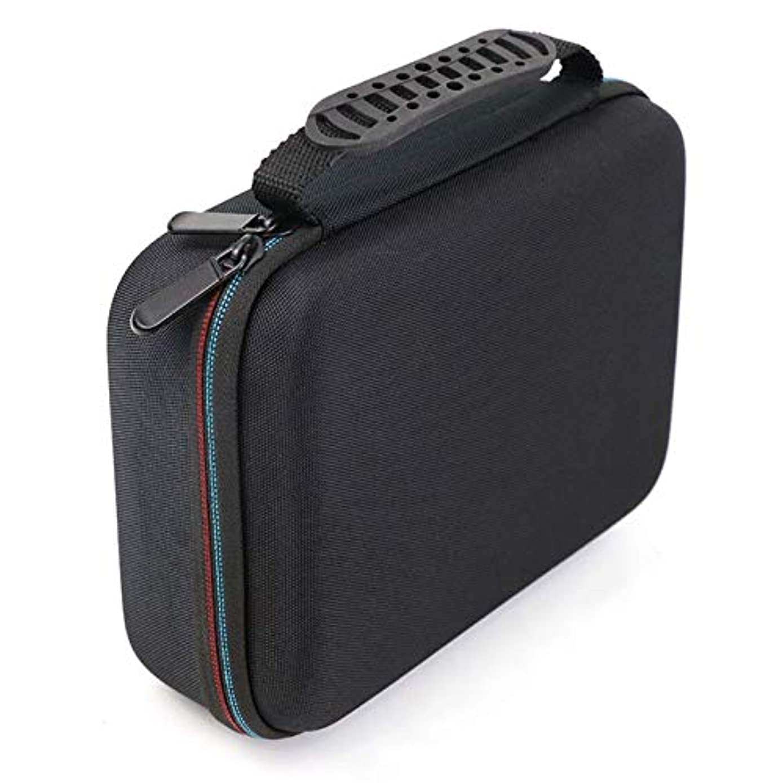 似ているナイトスポットマイクロCUHAWUDBA バリカンの収納ケース、携帯用ケース、耐衝撃バッグ、シェーバーのキット、Evaハードケース、収納バッグ、 Mgk3020/3060/3080用