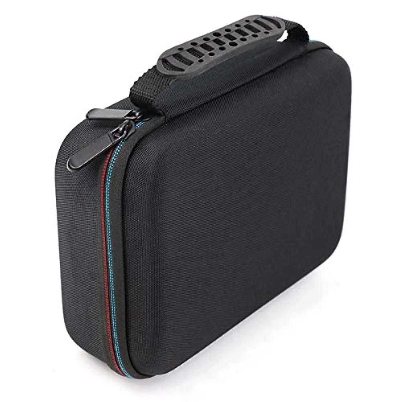 寄生虫入力実現可能RETYLY バリカンの収納ケース、携帯用ケース、耐衝撃バッグ、シェーバーのキット、Evaハードケース、収納バッグ、 Mgk3020/3060/3080用