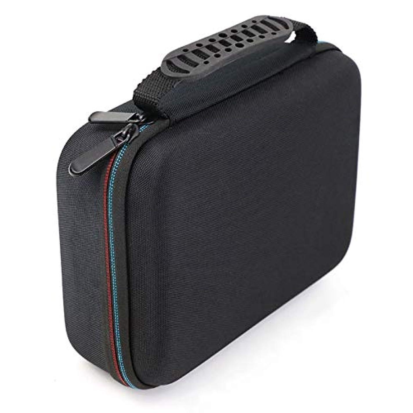 実質的にレッスン喪ACAMPTAR バリカンの収納ケース、携帯用ケース、耐衝撃バッグ、シェーバーのキット、Evaハードケース、収納バッグ、 Mgk3020/3060/3080用