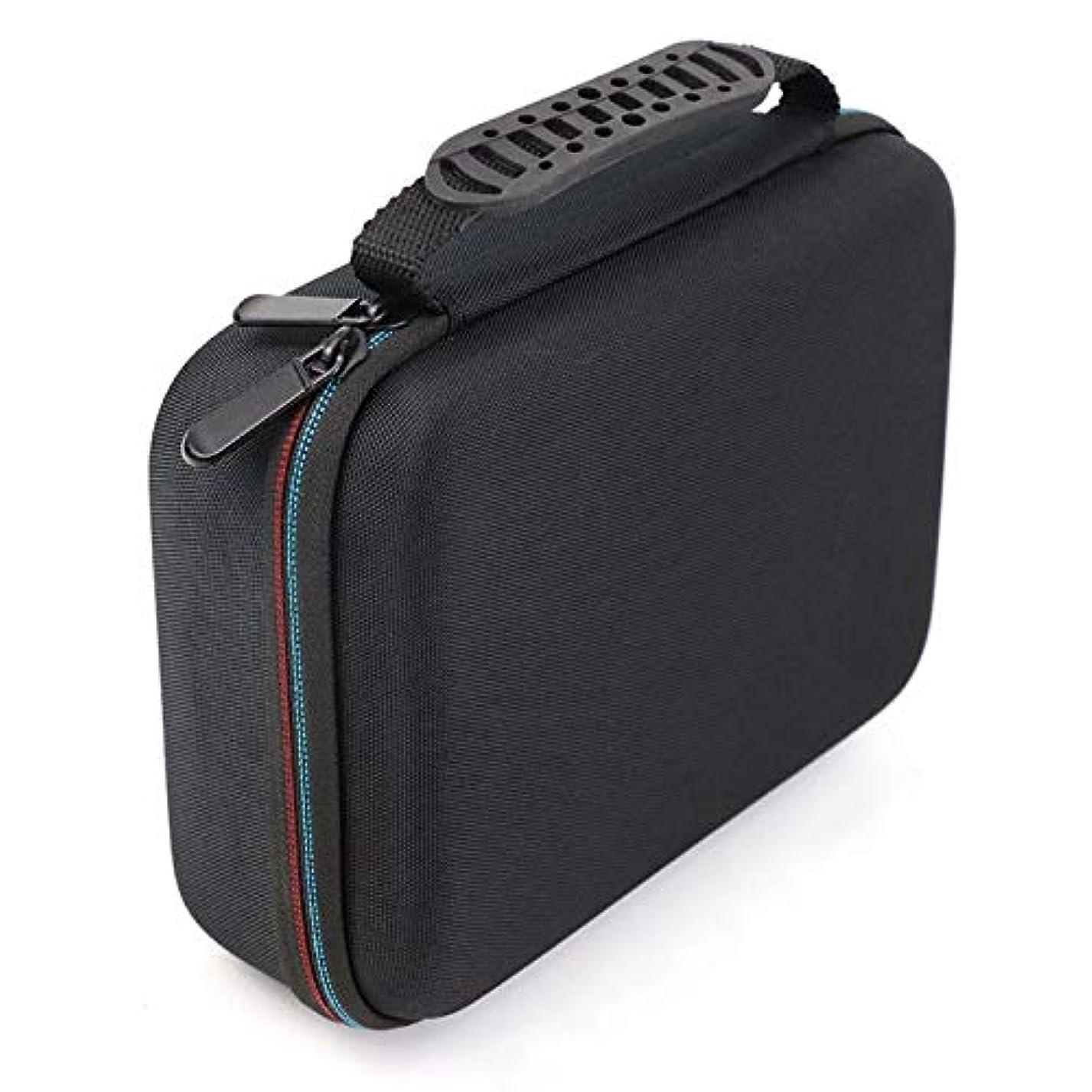 苦痛売り手強制CUHAWUDBA バリカンの収納ケース、携帯用ケース、耐衝撃バッグ、シェーバーのキット、Evaハードケース、収納バッグ、 Mgk3020/3060/3080用