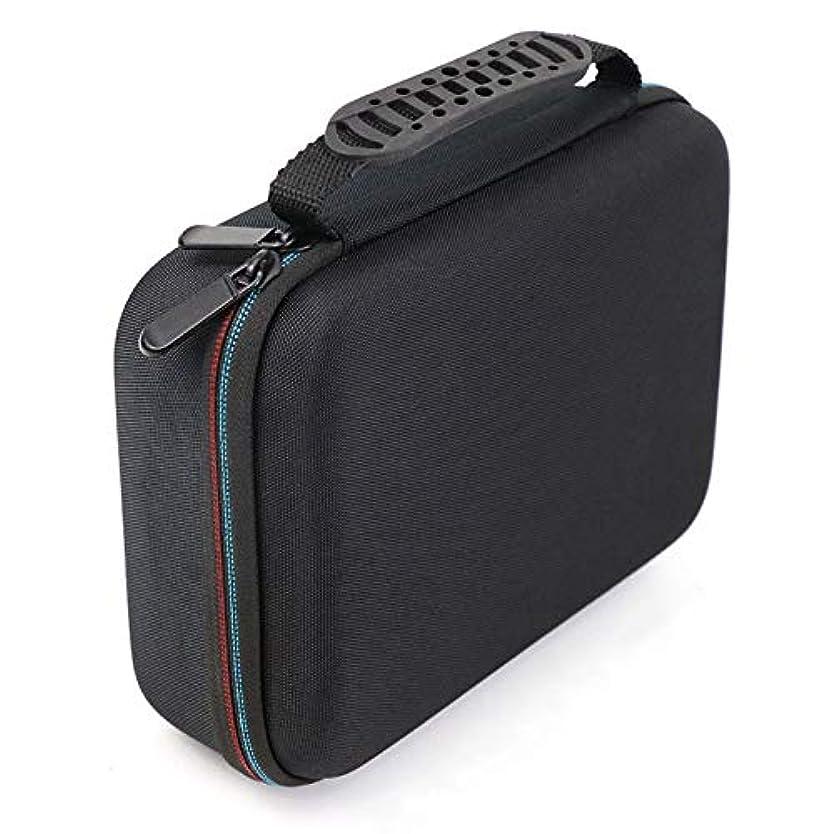 までねじれ症状SODIAL バリカンの収納ケース、携帯用ケース、耐衝撃バッグ、シェーバーのキット、Evaハードケース、収納バッグ、Mgk3020/3060/3080用