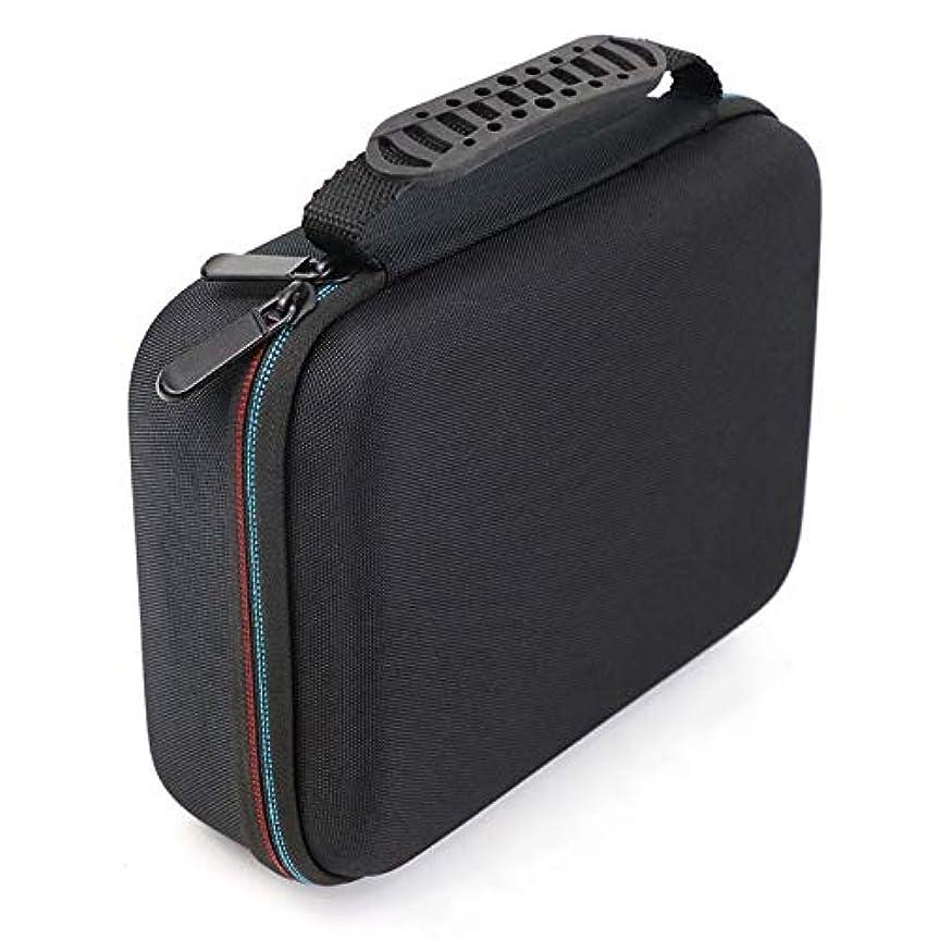 責任グレードまぶしさGaoominy バリカンの収納ケース、携帯用ケース、耐衝撃バッグ、シェーバーのキット、Evaハードケース、収納バッグ、 Mgk3020/3060/3080用