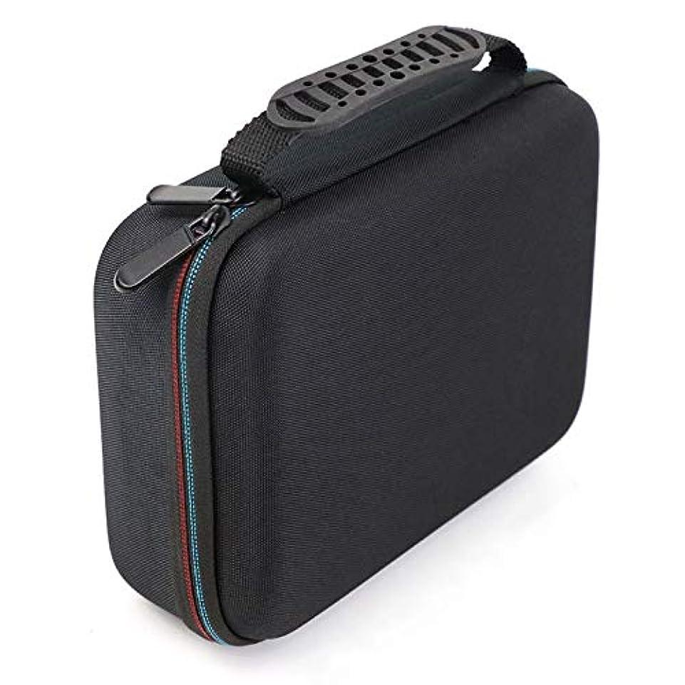 CUHAWUDBA バリカンの収納ケース、携帯用ケース、耐衝撃バッグ、シェーバーのキット、Evaハードケース、収納バッグ、 Mgk3020/3060/3080用