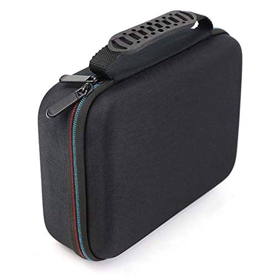 アロングボタンコレクションACAMPTAR バリカンの収納ケース、携帯用ケース、耐衝撃バッグ、シェーバーのキット、Evaハードケース、収納バッグ、 Mgk3020/3060/3080用