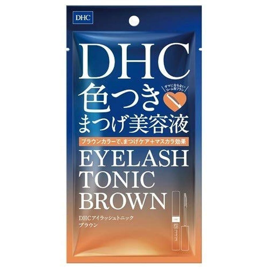 ペフカバレッジハーブDHC アイラッシュトニック ブラウン 6g × 24個セット