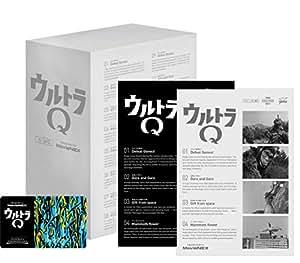 ULTRAMAN ARCHIVES ウルトラQ UHD & MovieNEX(特典なし) [Blu-ray]