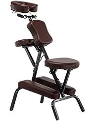 入れ墨の椅子の健康の椅子の折るマッサージの椅子の携帯用マッサージの椅子のこする椅子入れ墨の椅子の折る美のベッドの鉱泉のマッサージのコンパクトの椅子