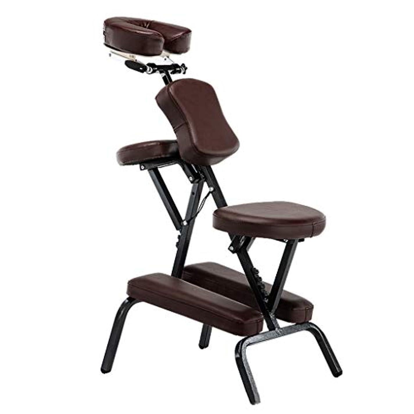 反響する明示的にフィドル入れ墨の椅子の健康の椅子の折るマッサージの椅子の携帯用マッサージの椅子のこする椅子入れ墨の椅子の折る美のベッドの鉱泉のマッサージのコンパクトの椅子