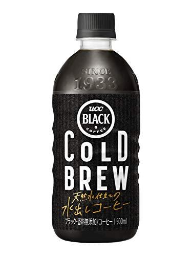BLACK COLD BREW 500ml ×24本