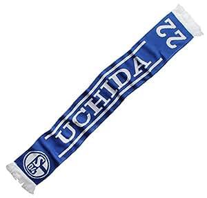 FC Schalke04(シャルケ) オフィシャル ニットマフラー UCHIDA No.22
