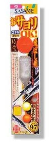 ささめ針(SASAME) W-733 オ!サヨリOK飛バシ用 M 1