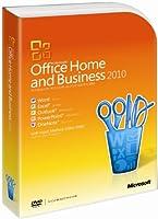 【旧商品】Microsoft Office Home and Business 2010 通常版 [パッケージ]