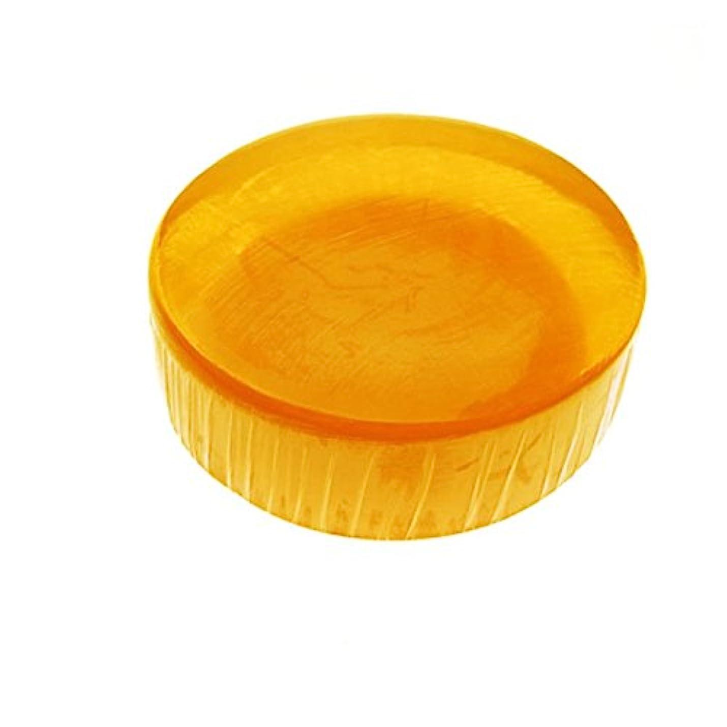 陸軍しばしば原始的な瑚泡美肌ハチミツ石けん100g