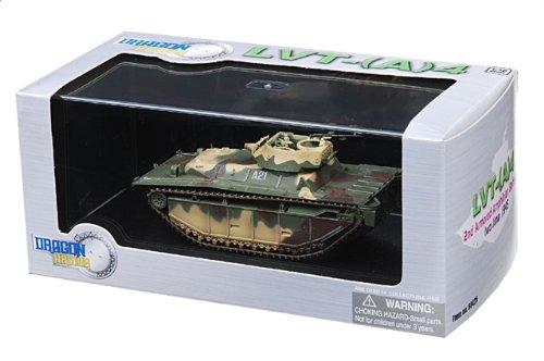 1:72 ドラゴンモデルズ アーマー コレクター シリーズ 60425 FMC Corporation LVT(A)-4 ディスプレイ モデル USMC 2nd アーマーed Amphibian Bt