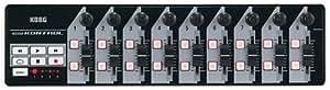 KORG SLIM-LINE USB CONTROLLER nanoKONTROL BLACK