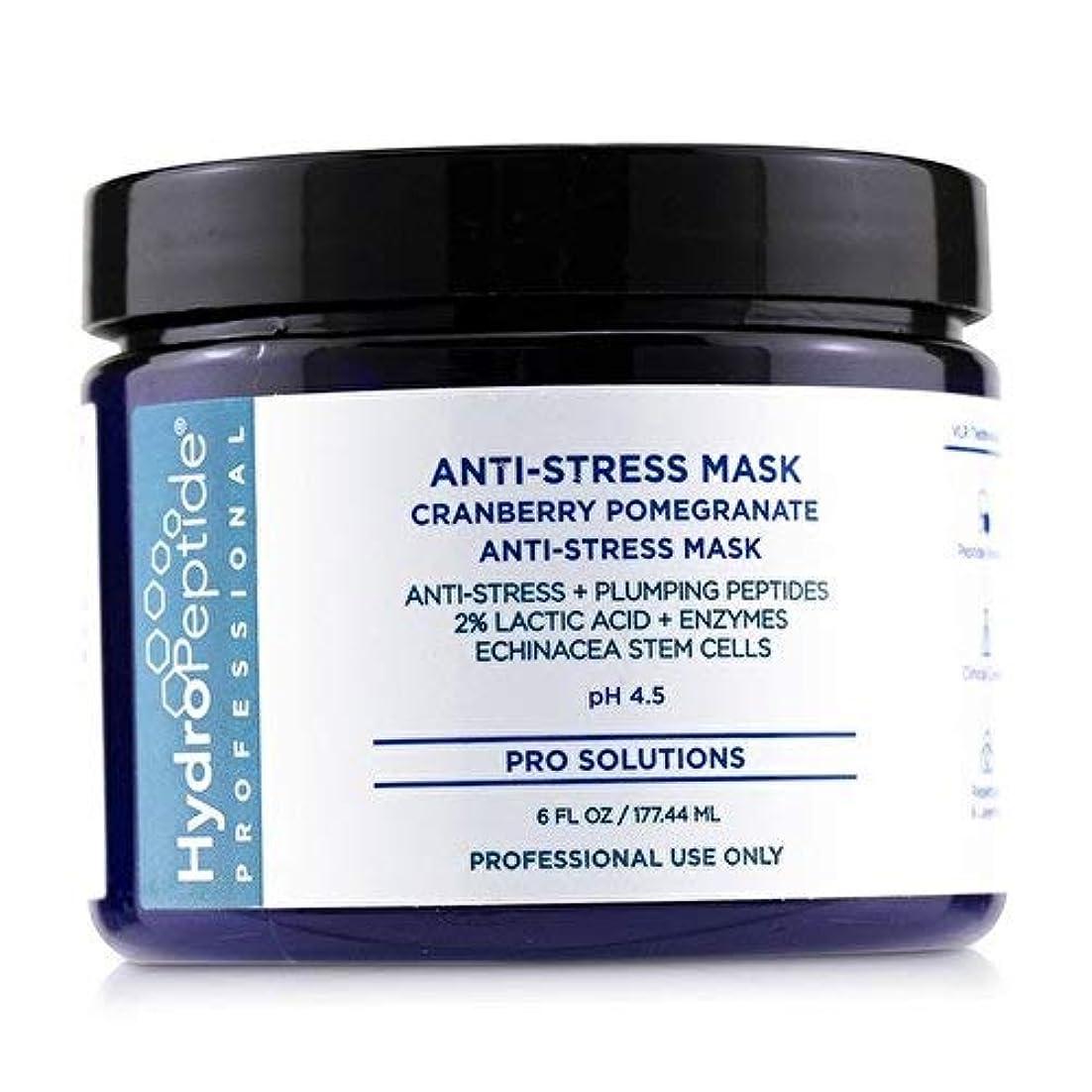 コンクリート三十ケーブルハイドロペプチド Anti-Stress Mask With Cranberry Pomegranate (pH 4.5) 177ml/6oz並行輸入品