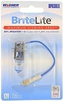 Wagner H3 BriteLite Headlight Bulb Pack of 1 [並行輸入品]
