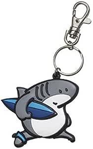 乃木坂46 西野七瀬愛用 サメのぬいぐるみ コケタニ君 キーホルダー