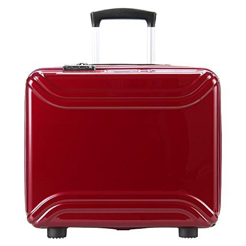ゼロハリバートン ゼロエアーコレクション2 Carry on 2 23インチ レッド ZRX217-RD [並行輸入品]