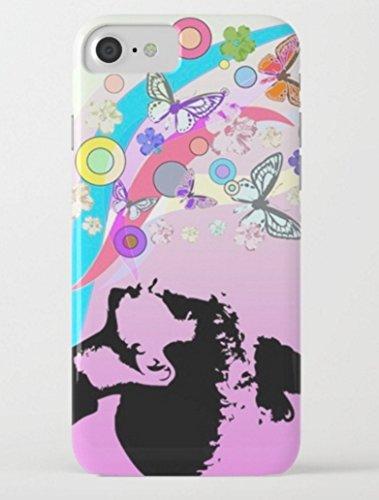 オードリー・ヘップバーン society6 iPhone 7/7 Plusケース (iPhone 7 Plus, Audrey06) [並行輸入品]