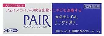 【第2類医薬品】ペアアクネクリームW 14g ※セルフメディケーション税制対象商品