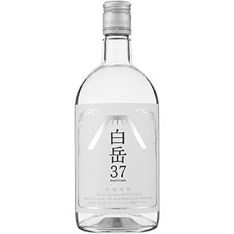 高橋酒造 白岳 米37度 720ml  [熊本県]