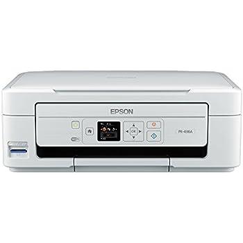 EPSON インクジェット複合機 Colorio PX-436A 無線 有線 スマートフォンプリント Wi-Fi Direct