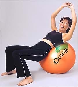 リージェント・ファーイースト フルーツジムボール オレンジ 55cm 39599
