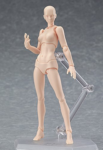 figma archetype next:she flesh color ver. ノンスケール ABS&PVC製 塗装済み可動フィギュア 2枚目のサムネイル