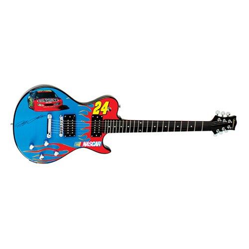Silvertone Jeff Gordon NASCAR シグネチャー Series エレキギター エレキギター エレクトリックギター (並行輸入)