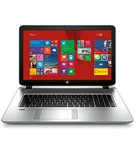 HP ENVY17-k210TX Windows8.1 Update 64bit Core i7 8GB 1TB(8GBフラッシュ内蔵) DVDスーパーマルチ 無線LAN Bluetooth USB3.0 HDMI NVIDIAGeForce840M BeatsAUDIOデュアルスピーカ搭載 17.3型液晶 大画面ハイパワー・ノートパソコン Windows10無料アップグレード対象