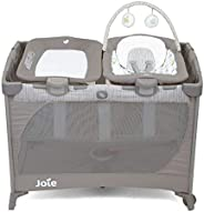 Joie Commuter Change and Bounce Travel Cot Nature's Alphabet