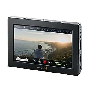 Blackmagic Design モニター一体型ポータブルレコーダー Video Assist 4K 7インチフルHDモニター Ultra HD収録対応 HYPERD/AVIDAS74K