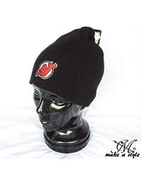 [リーボック] NHL New Jersey Devils ニュージャージー デビルズ ニットキャップ