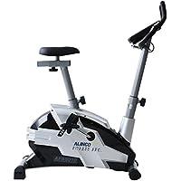 ALINCO(アルインコ) プログラムバイク AFB6010R 負荷調節16段階 トレーニングメニュー 体脂肪測定付