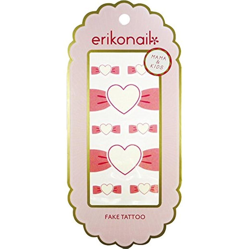 特徴づける口径実施するerikonail ママ&キッズフェイクタトゥー EMKF-4
