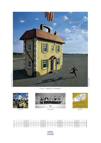 ストーム・トーガソン カレンダー 2008 [ストレンジ・デイズ Rock Meets Artシリーズ] ([カレンダー]) ストーム・トーガソン ストレンジ・デイズ