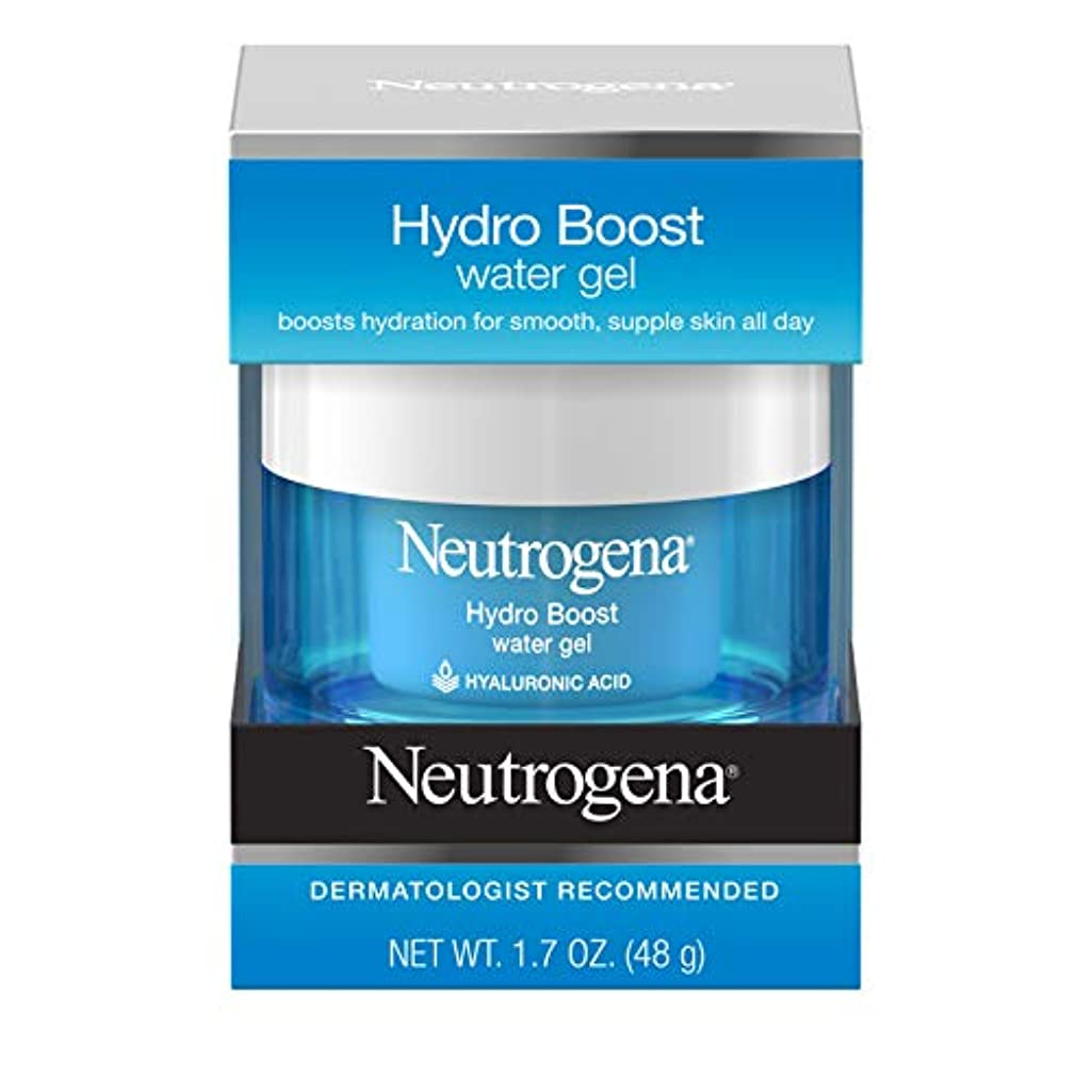 かんたん虚栄心時制Neutrogena Hydro Boost Water Gel、1.7 FL。Oz