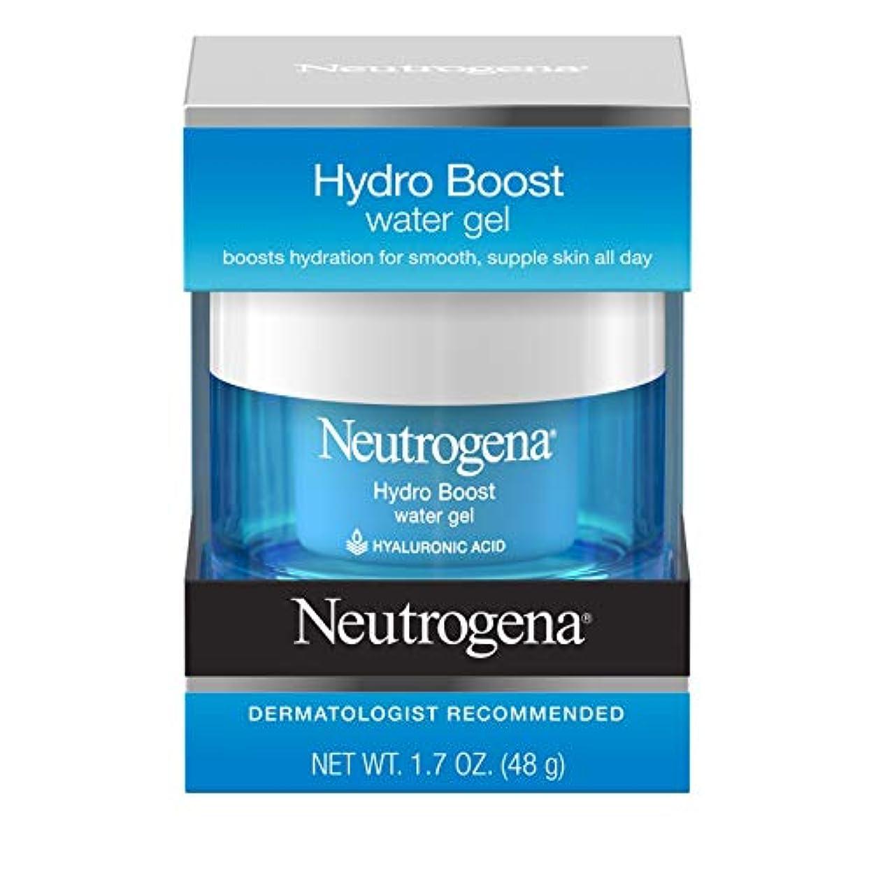 横にしばしば定期的Neutrogena Hydro Boost Water Gel、1.7 FL。Oz