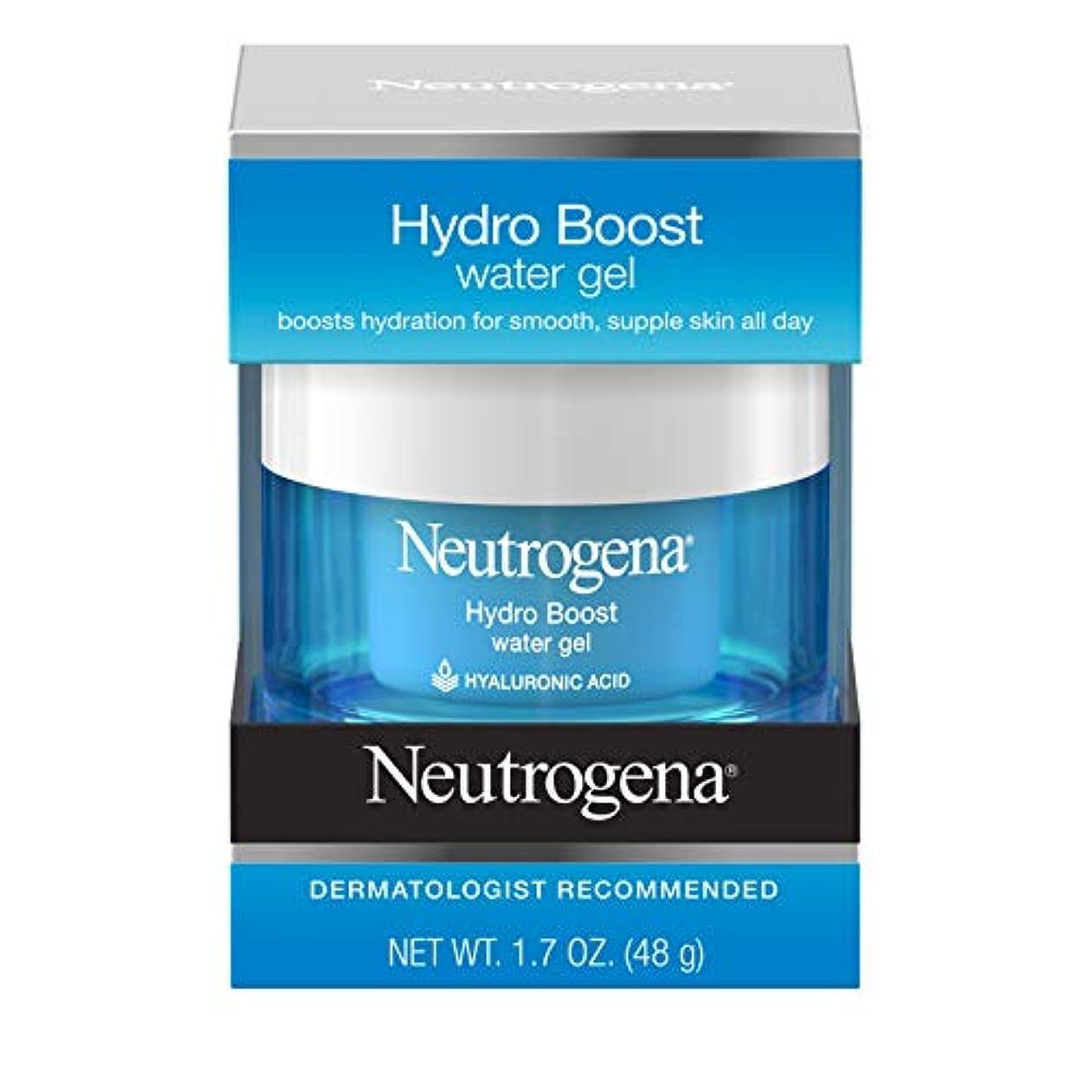 保全スプレーやさしくNeutrogena Hydro Boost Water Gel、1.7 FL。Oz