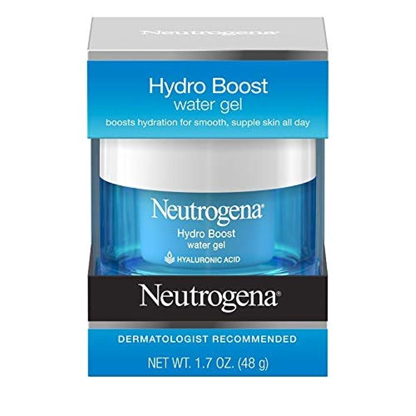 別れるアリ時間Neutrogena Hydro Boost Water Gel、1.7 FL。Oz