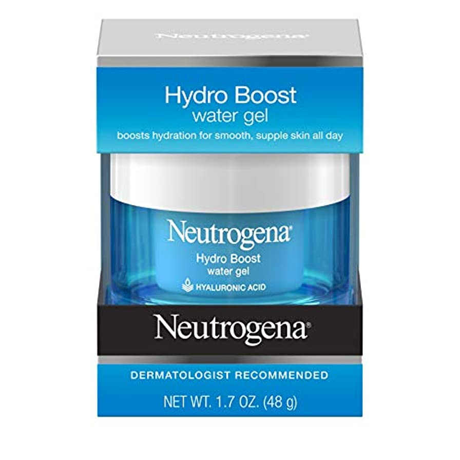 化合物棚情熱Neutrogena Hydro Boost Water Gel、1.7 FL。Oz
