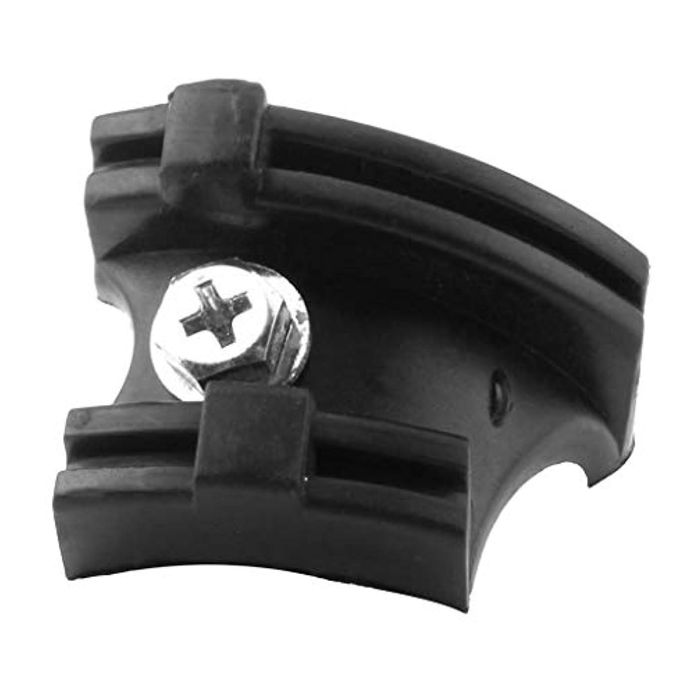 フェッチはねかける統治可能Baoblaze マウンテンロードバイクボトム ブラケットケーブルガイド スクリュー ブラック