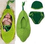 【G&C】 そらまめ コスチューム 寝相アート ベビー服 着ぐるみ 新生児 赤ちゃん