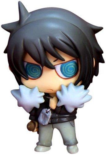 コトブキヤ 咎狗の血PS2ソフト発売記念フィギュア アキラ ソフトビニール製塗装済み完成品)